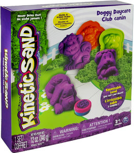 Kinetic Sand Sand Doggy Daycare 340g