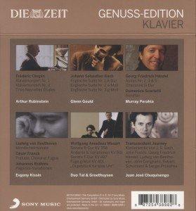 DIE ZEIT Genuss-Edition Klavier