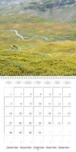 Norway: Crossing the Hardangervidda (Wall Calendar 2015 300 × 30