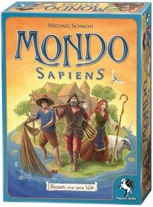 Pegasus Spiele 53110G - Mondo Sapiens