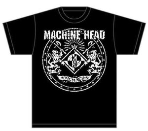Classic Crest (T-Shirt,Schwarz,Größe XL)