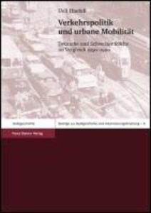 Verkehrspolitik und urbane Mobilität