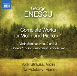 Sämtliche Werke für Violine und Klavier Vol.1