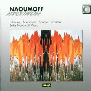 Preludes/Anecdotes/Sonate/Impasse