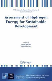Assessment of Hydrogen Energy for Sustainable Development - zum Schließen ins Bild klicken