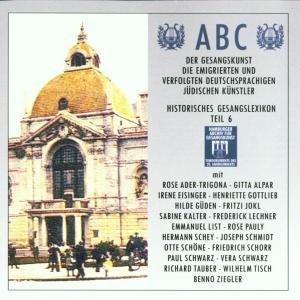 Abc Der Gesangskunst Teil 6