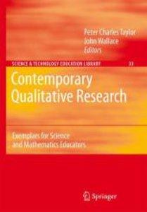 Contemporary Qualitative Research