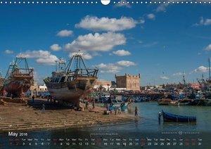 Moroccan Seaside (Wall Calendar 2016 DIN A3 Landscape)