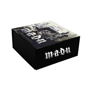 Madu 4 (Ltd.Boxset Inkl.Bonus CD,Flachmann,Pos