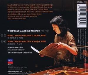 Mozart-Klavierkonzerte 23 & 24