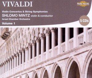 Vivaldi:Violin Con.+String Sinf.1