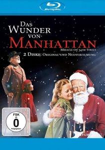 Das Wunder Von Manhattan (Orig.& ReMake) (Blu-ray)