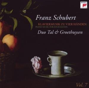 Klaviermusik zu 4 Händen Vol.7