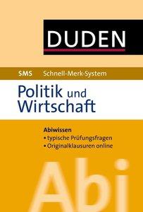 Schnell-Merk-System Abi Politik und Wirtschaft