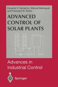 Advanced Control of Solar Plants
