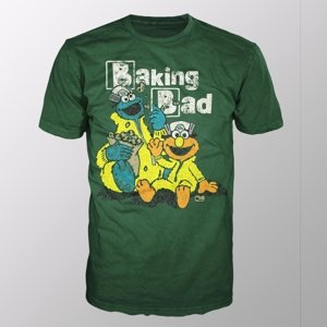Baking Bad (Shirt L/Olive)
