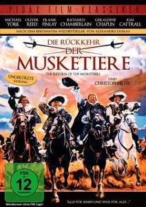 Die Rückkehr der Musketiere (The Return of the Musketeers)