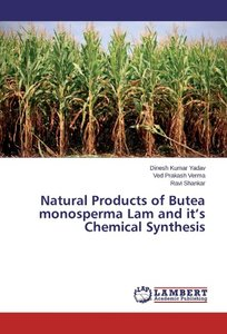 Natural Products of Butea monosperma Lam and it\'s Chemical Synt