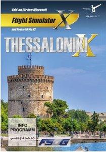 Flight Simulator X - FSX Thessaloniki X