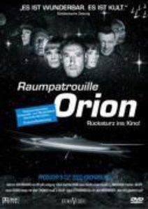 Raumpatrouille Orion-Rücksturz ins Kino (DVD)