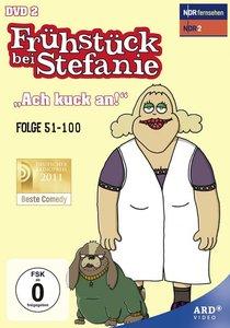 """Frühstück bei Stefanie 2 - """"Ach guck an!"""""""