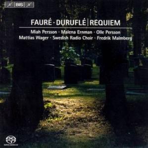 Requiem op.9 und Faure: Requiem op.48