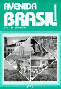 Avenida Brasil. Livro de exercicios