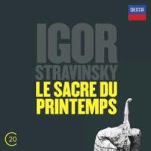 Le Sacre Du Printemps/Symphony/Agon