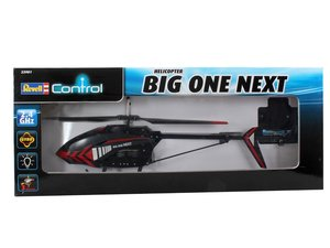 Revell Control 23981 - RC Helicopter Big One mit Gyro + LED, Län