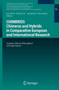 CHIMBRIDS - Chimeras and Hybrids in Comparative European and Int