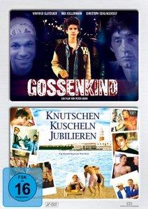 Gossenkind-Knutschen Kuscheln Jubilieren (Die Pe