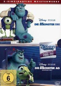 Die Monster AG & Die Monster Uni