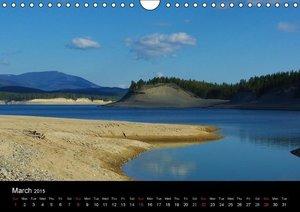 Montana! / UK-Version (Wall Calendar 2015 DIN A4 Landscape)