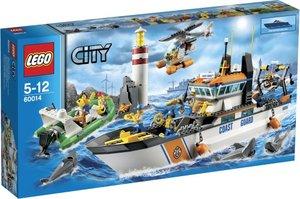 LEGO® City 60014 - Einsatz der Küstenwache