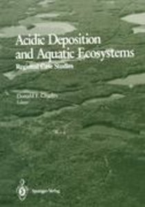 Acidic Deposition and Aquatic Ecosystems