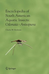 Encyclopedia of South American Aquatic Insects: Odonata - Anisop