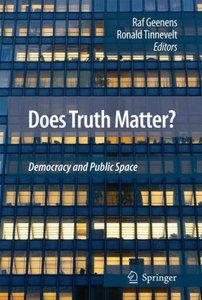 Does Truth Matter?