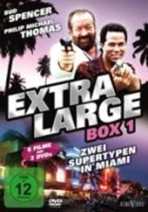 Extralarge - Zwei Supertypen in Miami