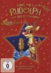 Sing mit Rudolph mit der roten Nase