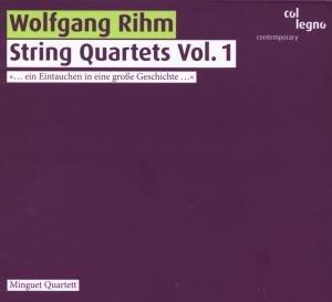 String Quartets Vol.1 (Nos.1-4)