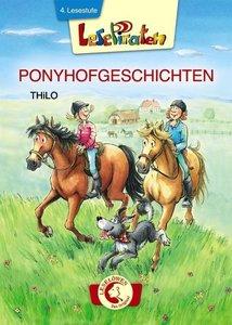 Lesepiraten - Ponyhofgeschichten. Großbuchstaben