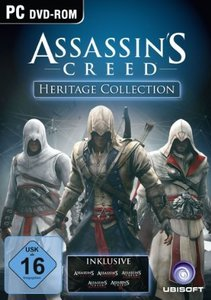 Assassins Creed - Heritage Collection
