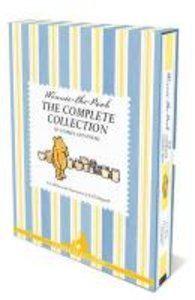 Winnie-the-Pooh - The Complete Collection of Stories and Poems