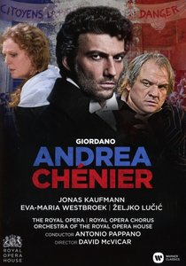 Andrea Chenier (Royal Opera House)