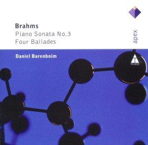 Piano Sonata 3 op.5/Four Ballades op.10