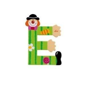 Sevi 81741 - Buchstabe: Clown E