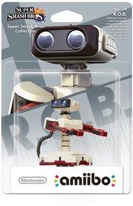 Amiibo Super Smash Bros. - R.O.B. Famicon - No. 46