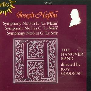 Symphonies Of J.Haydn 6-8