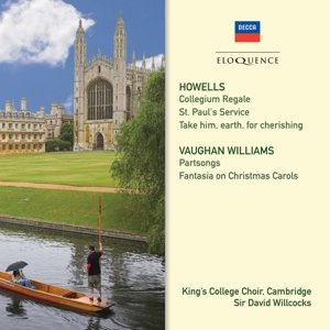 Howells and Vaughan Williams-Choral Music-