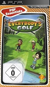 Everybodys Golf - PSP Essentials